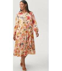 maxiklänning mlulu 7/8 dress