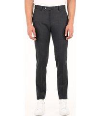 pt01 traveler trousers gray