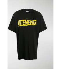 vetements world tour cotton t-shirt