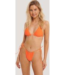 na-kd swimwear bikinitrosa med tunt band - orange