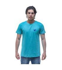 camiseta vitoriano classic - esmeralda