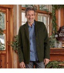 pendleton men's the gentleman's jacket in miltry grn large