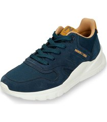 tenis azul north star willow r hombre