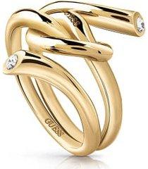 pierścionek w kształcie węzła model guess knot