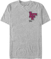fifth sun julie and the phantoms men's varsity pocket short sleeve t-shirt