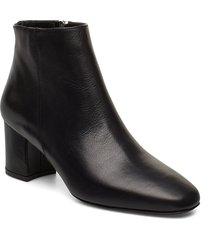 h ymoon shoes boots ankle boots ankle boot - heel svart jennie-ellen
