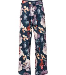pantaloni a palazzo a vita alta (bianco) - bodyflirt boutique