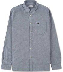 regular fit oxford-katoenen overhemd voor heren
