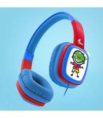 xtech sound art - xth-350bl -auriculares con diadema colores
