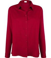 blouse mona rood