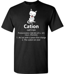 cation t shirt
