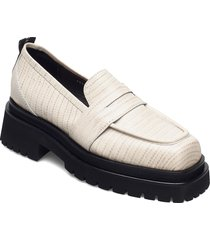 vilma loafers låga skor creme nude of scandinavia