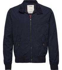 jackets outdoor woven tunn jacka blå esprit casual