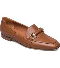 libby loafers låga skor brun notabene