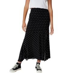 cotton on tahli split midi skirt
