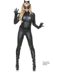 buyseasons women's cat suit adult costume