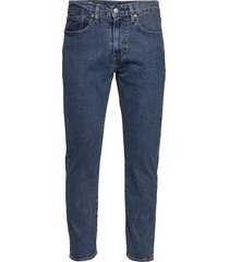 502 taper st wash stretch t2 jeans blå levi´s men