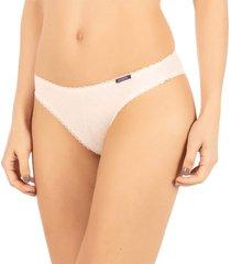 calcinha clássica algodão rosa cristal - 488.021 marcyn lingerie básica rosa