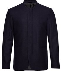 slhslim-mills blazer b blazer colbert blauw selected homme
