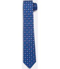 corbata de seda para hombre pala ancha 99716