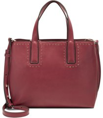 inc judith stud satchel, created for macy's