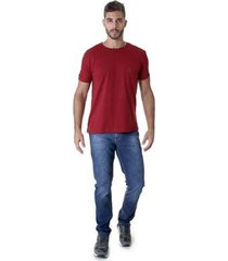 calça jeans confort operarock masculina