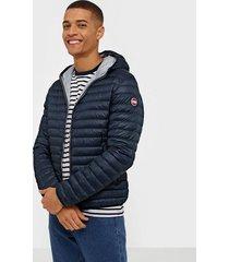 colmar 1277z mens down jacket jackor navy blue