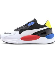 tenis blanco multicolor puma rs 9.8 fresh 371571-06