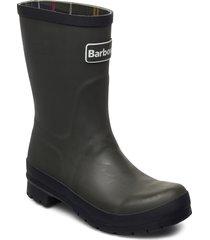 barbour banbury regnstövlar skor svart barbour
