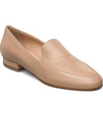 olympia loafers låga skor beige jennie-ellen
