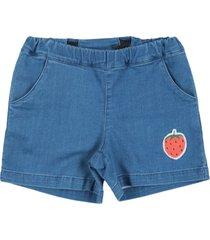 mini rodini denim shorts