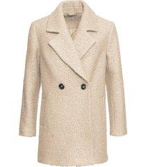 cappotto corto oversize (grigio) - bodyflirt