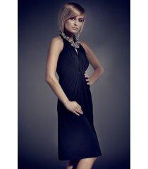sukienka paloma mod. nr 52 czarny