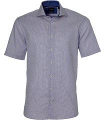 jac hensen overhemd - modern fit - paars