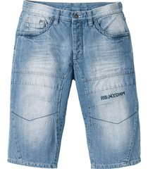 bermuda in jeans (blu) - rainbow