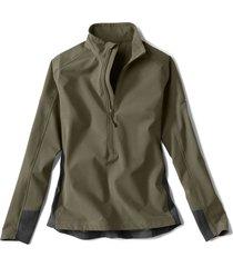 women's pro lt softshell pullover