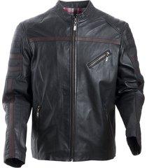 chaqueta stuttgart negro bosi