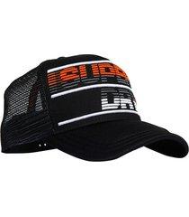 gorra para hombre crewer racer cap superdry