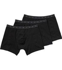 boxershorts 3-pak zwart