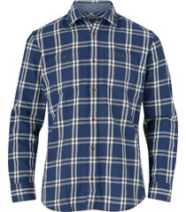 skjorta jprfelix check shirt l/s worker