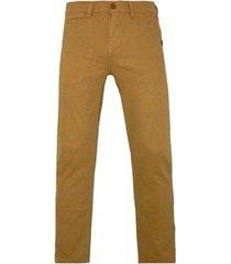 calça walk quiksilver especial chino masculino