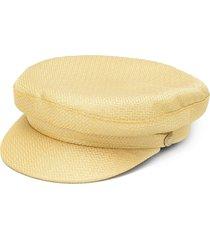 manokhi x toukitsou greek fisherman hat - gold
