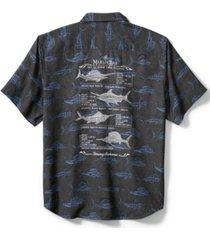 tommy bahama men's billfish billboard-artist series shirt