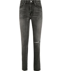 saint laurent skinny fit jeans