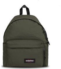 eastpak premium padded ek620 backpack unisex adult and guys green