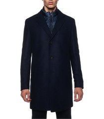 nadim4 coat with 3 buttons