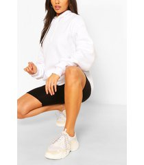 mix & match oversized hoodie, wit