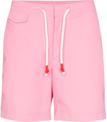 orlebar brown drawstring swim shorts - pink