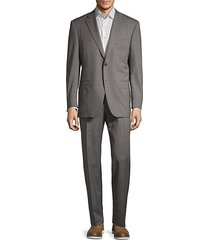 classic wool & cashmere suit