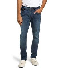 men's paige transcend vintage federal slim straight leg jeans